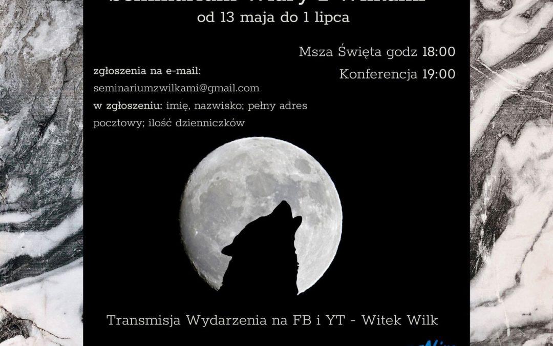 Znamy datę rozpoczęcia Seminarium z Wilkami + info darowizna